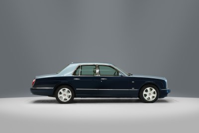 Side view of a 2006 Bentley Arnage