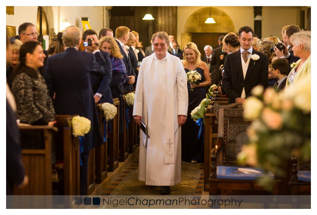 Olde Bell Wedding & St Mary's Church Hurley – Emma & Jason 03 December 2016