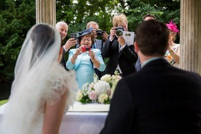 Ardington House Wedding Guests