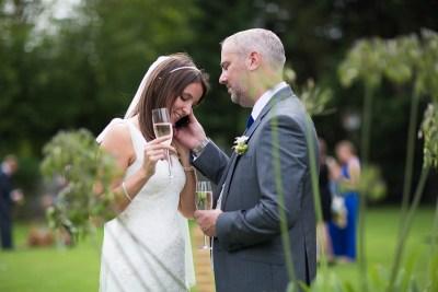 Olde Bell Hurley Wedding Couple