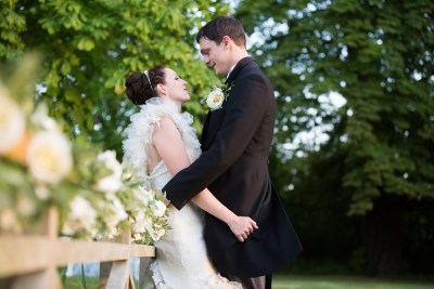 Oxfordshire Wedding Private Moment Wedding Couple