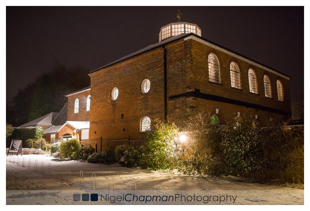 Helen and Dan, Kings Chapel Amersham, Nigel Chapman Photography,