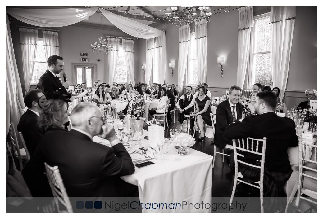Rebecca and John, Wedding, Morden Hall Park, Nigel Chapman Photo
