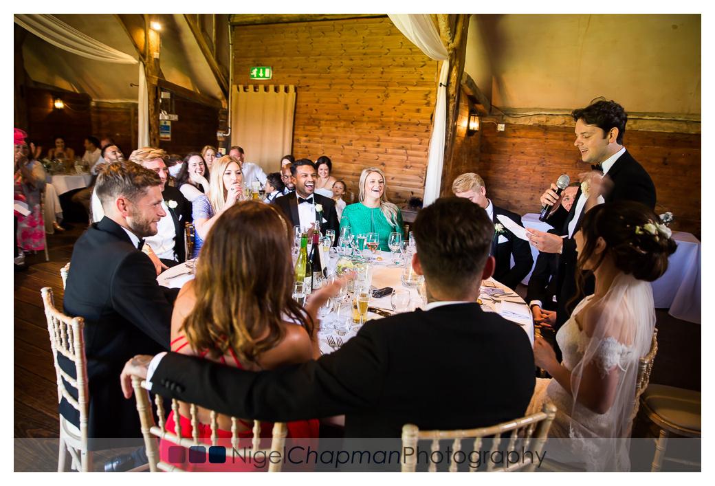 Kayley and Sam, Wedding, Lains Barn, Nigel Chapman Photography