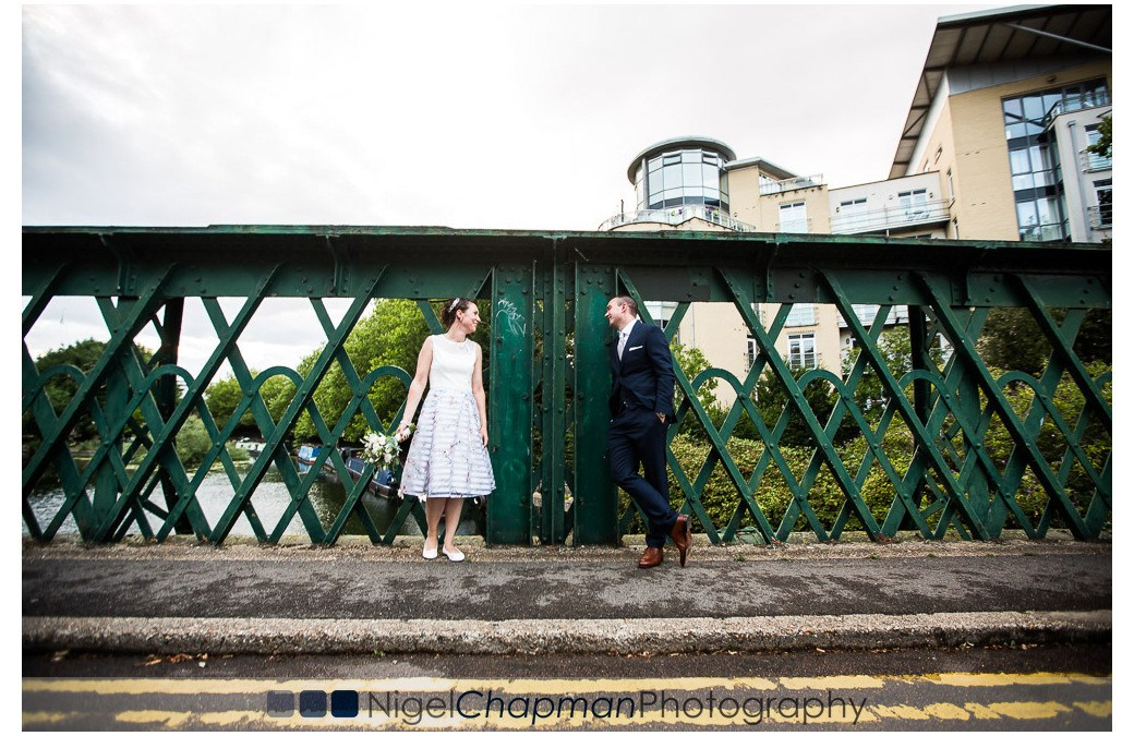 Bel Dragon Reading Wedding Photography – Claire & Olly
