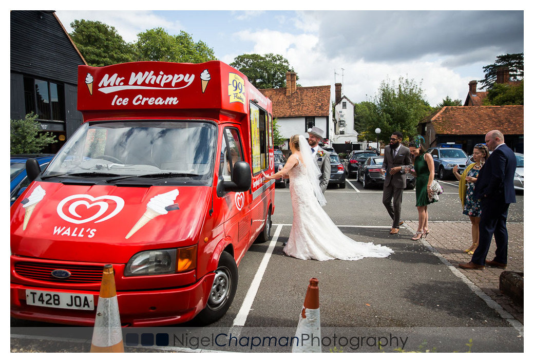 Sam  Matt Wedding, Olde Bell Hurley Wedding, Nigel Chapman Photo