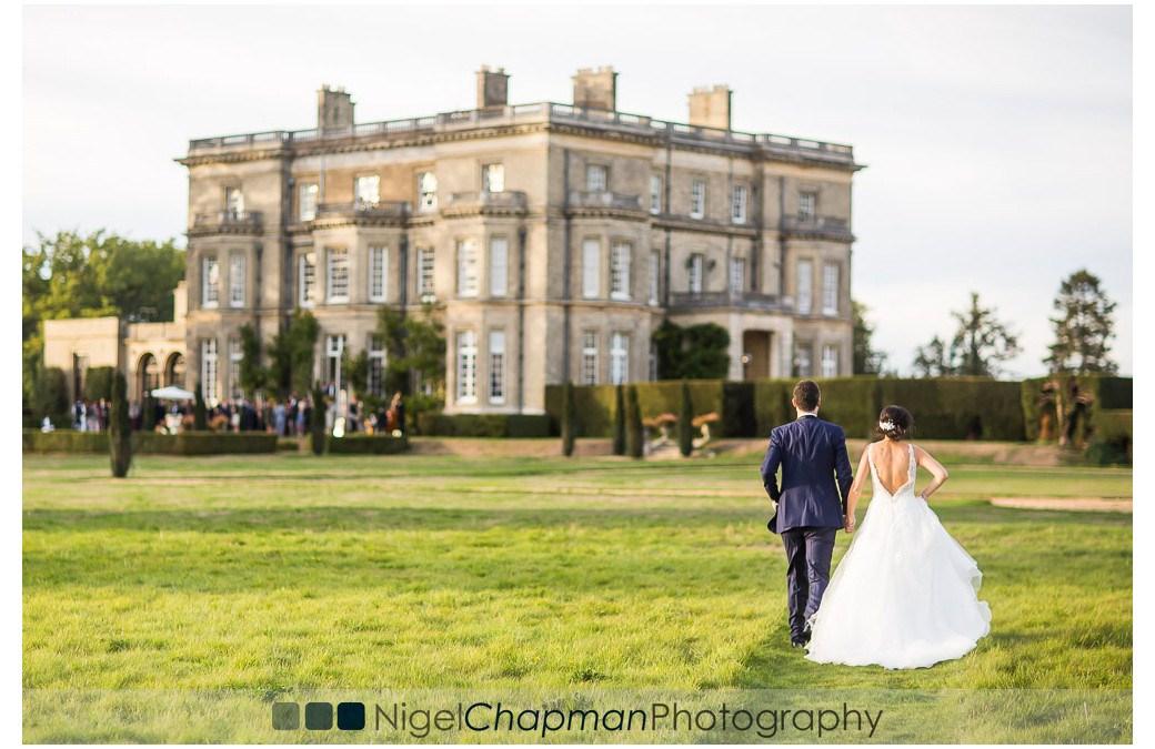 Wedding Photos Hedsor House – Delfina & Rashad