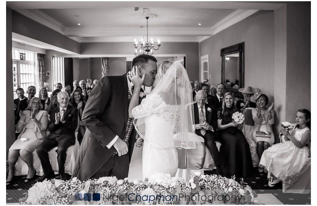 Grovefield Hotel Wedding – Katie & Andy