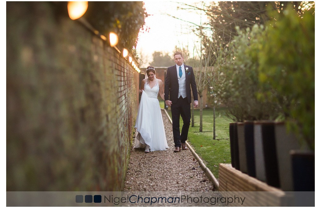 Wedding Kings Chapel – Laura & Dan