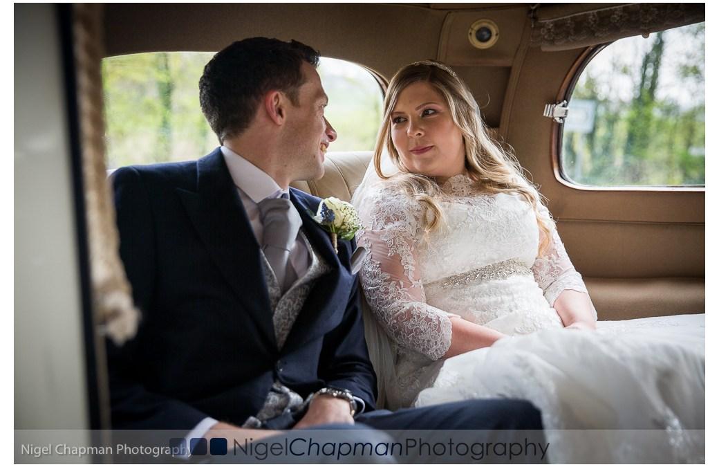 Olde Bell Wedding Photography – Amy & Jon