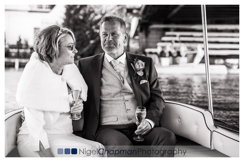 Compleat Angler Wedding Photography, Gabrielle Tom Wedding, Nige