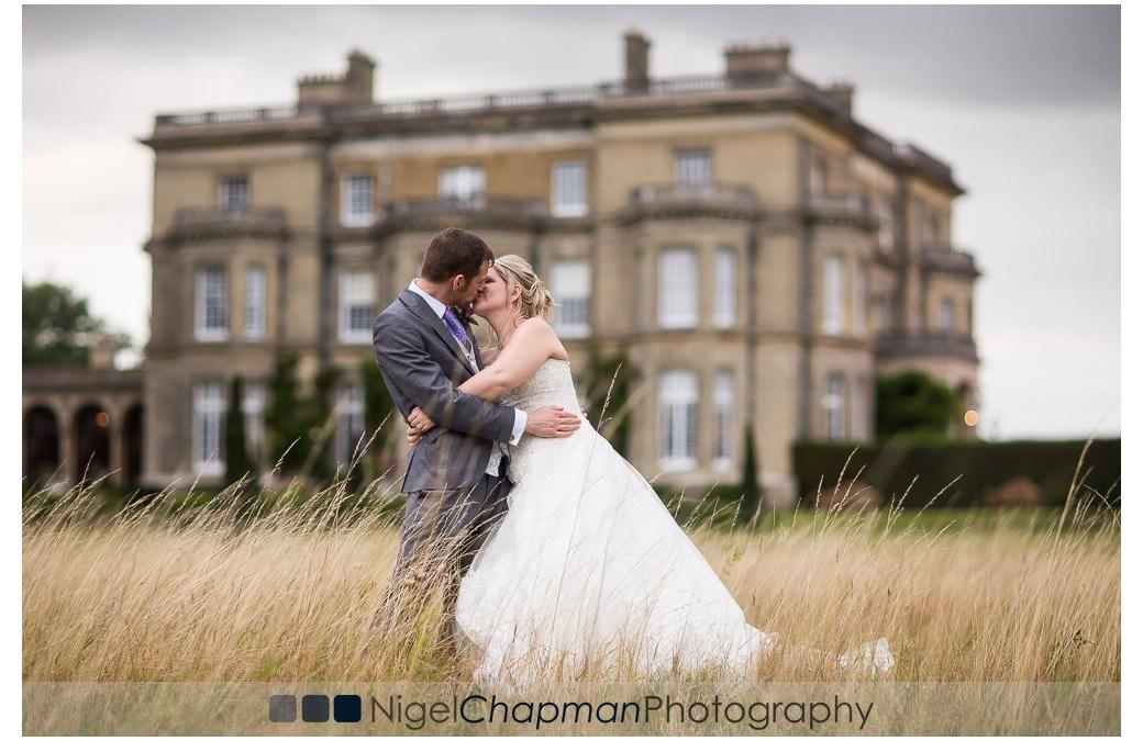 Wedding Hedsor House – Sarah and Paul