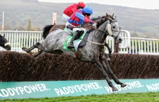 Anay Turge wins the 2013 PADDY POWER HANDICAP CHASE at Cheltenham (Photo: Tracey Roberts, Turfpix)