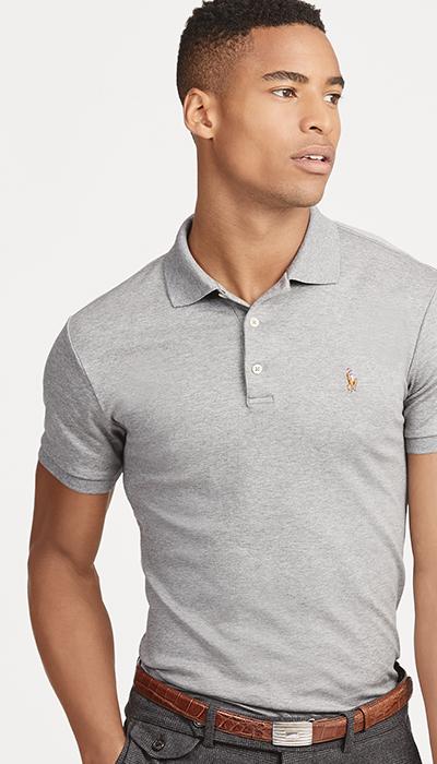 Polo-grey-polo-shirt