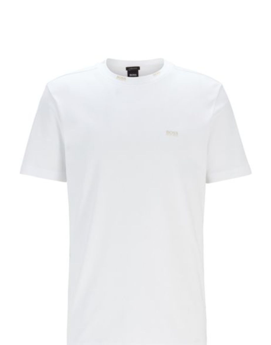 hugo boss white t shirt