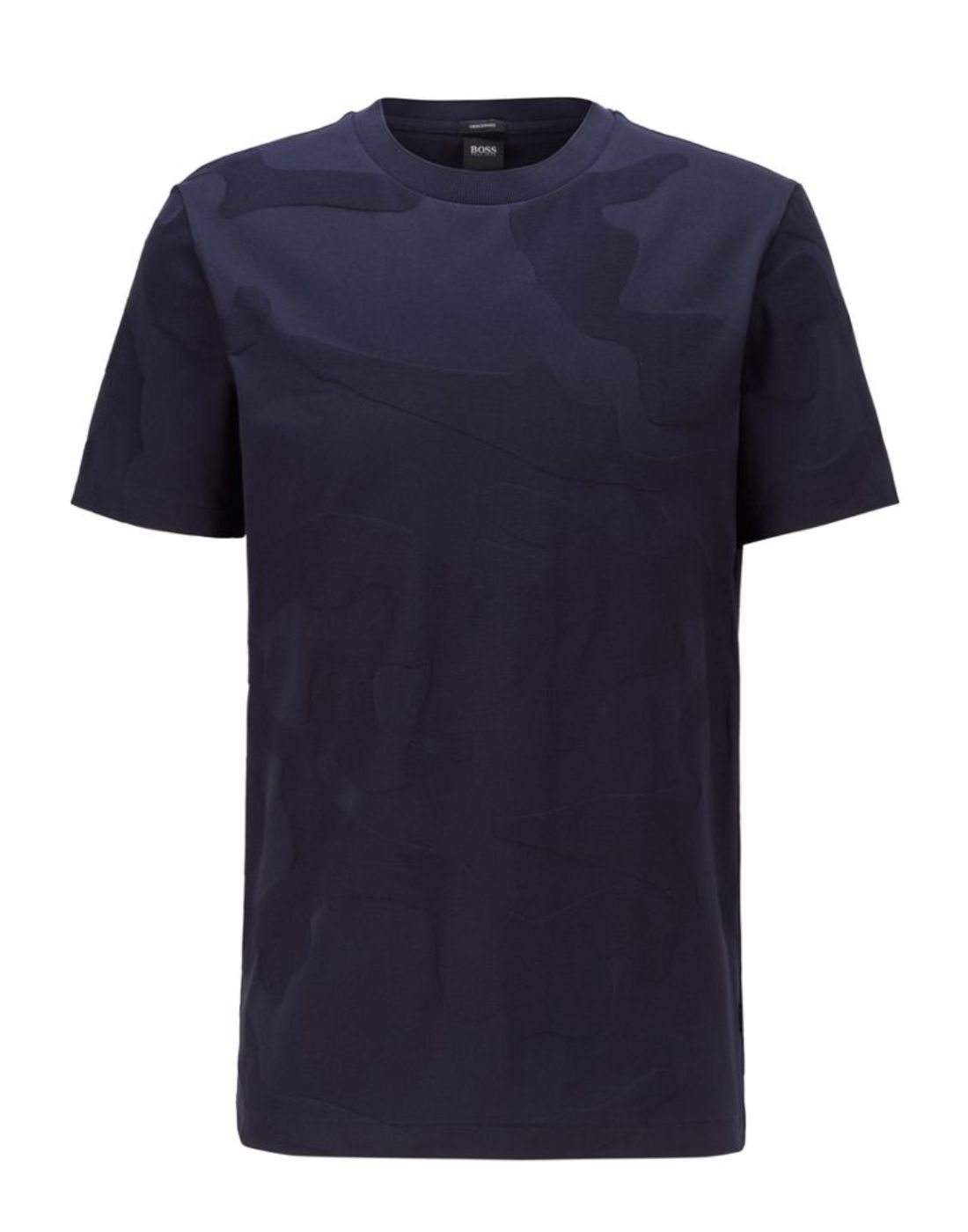 hugo boss navy t shirt