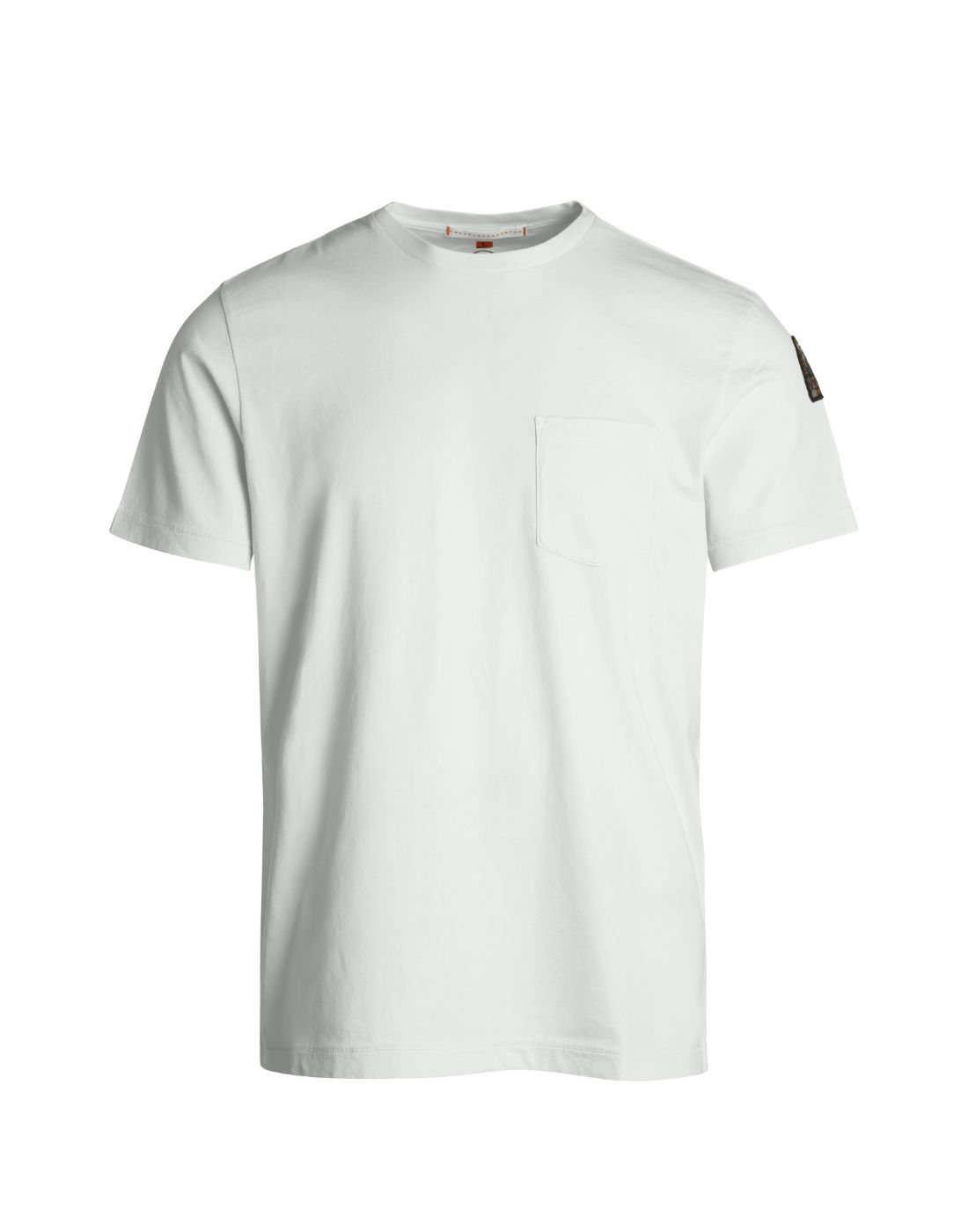 parajumpers white t shirt
