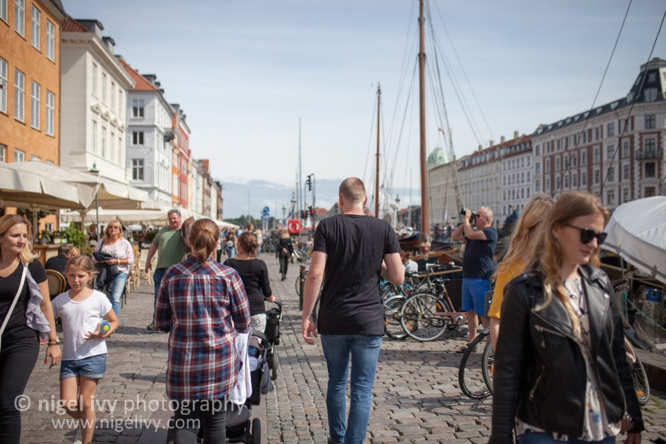 Nigel Ivy Photography - Exploring the beautiful Nyhavn, Copenhagen