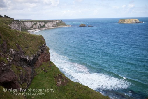 Nigel Ivy Photography - CARRICK-A-REDE BRIDGE ADVENTURE