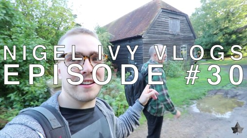 NIGEL IVY VLOGS - We're almost ready for our trip || #30