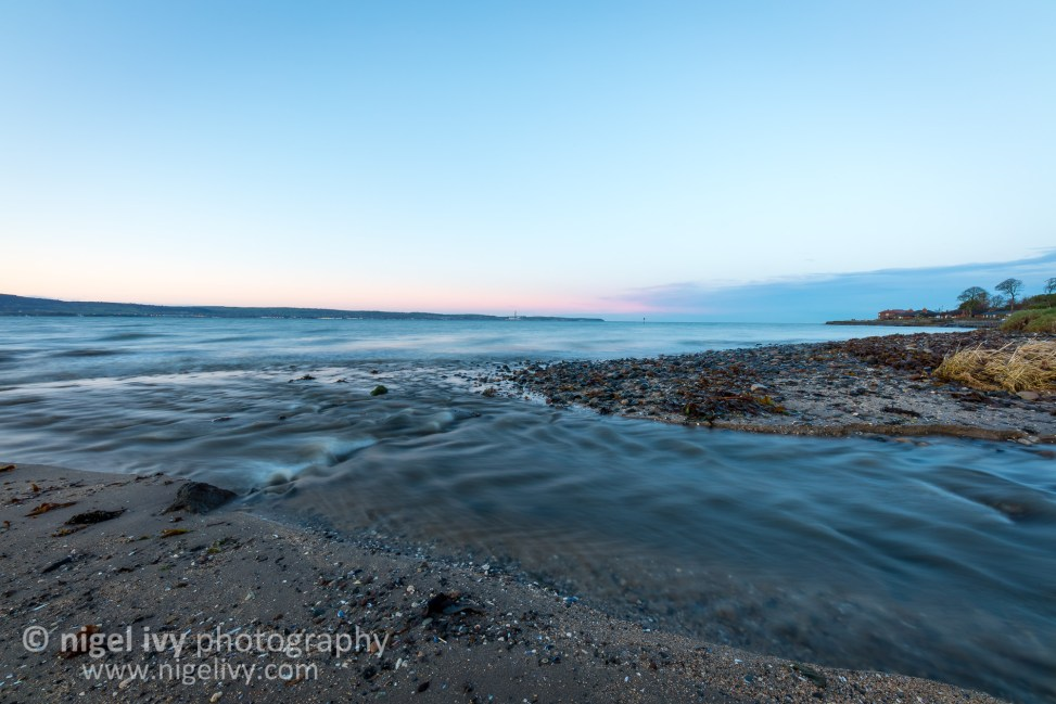 I went down to Holywood this evening to photograph the sunset. Here's my favourite shot from the sunset tonight.