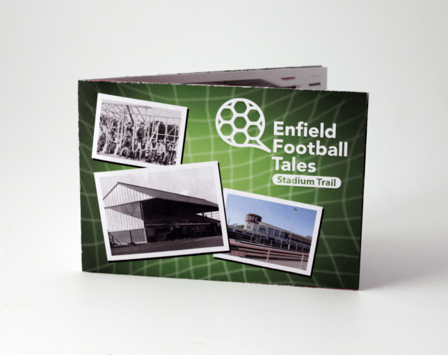 Enfield Football Tales
