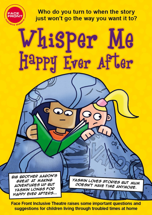 Whisper Me Happy Ever After
