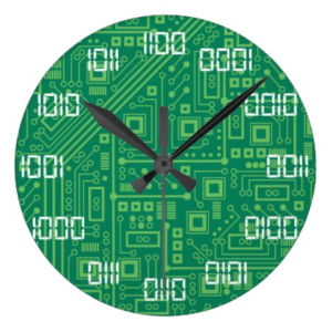 An Arabic clock… like you've never seen before! | Nigel of