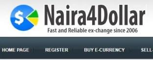 Buy Bitcoin in Nigeria on Naira4dollar