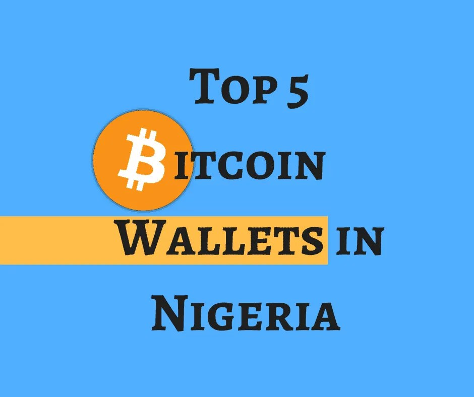 Top bitcoin wallet providers in nigeria ccuart Images