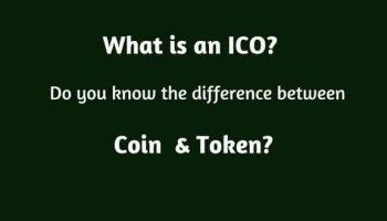 What is an ICO? Do you know the difference between coin and