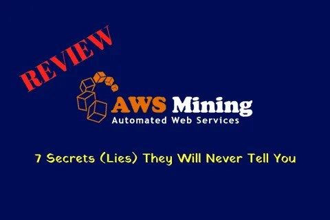 AWS mining Scam revealed