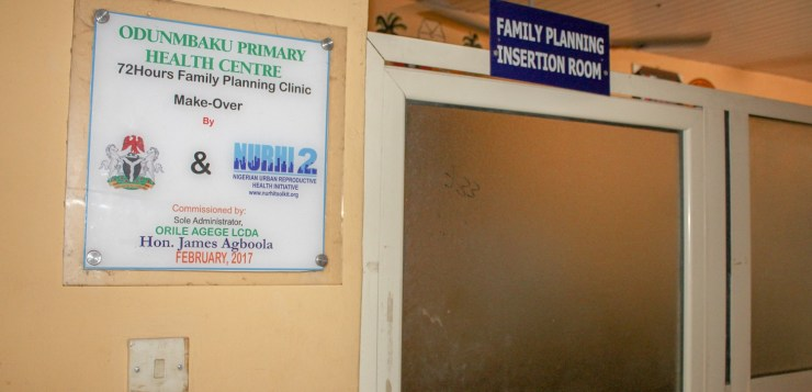 Patient-Centred Policy revives Family Planning uptake in Lagos State