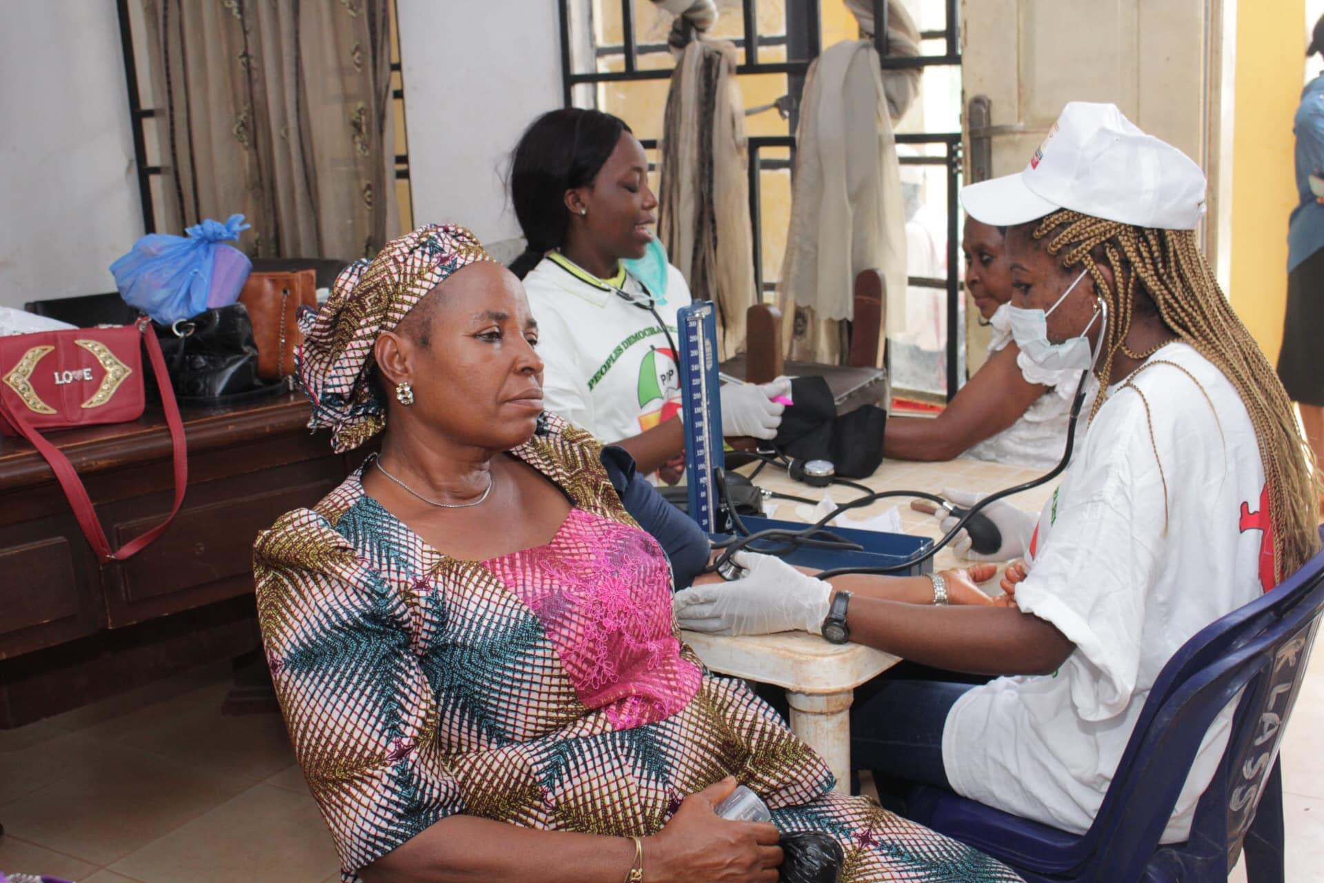 Enugu's free maternal programme is providing better health for rural women andchildren - Nigeria Health Watch