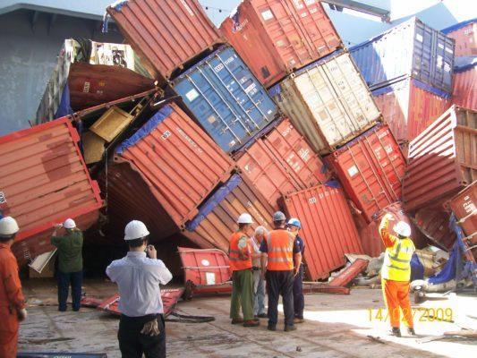 How to be a cargo Surveyor