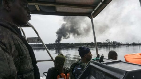 Navy declares war against sea pirates over killing of personnel
