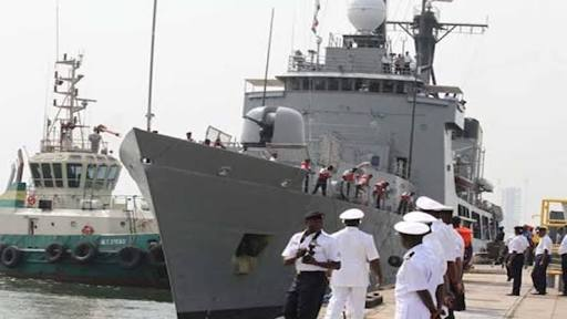 Navy Intensifies Fight Against Criminality on Nation's Water