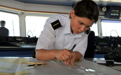 Paving the Way: Women in Naval Service