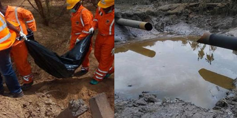 NNPC solicits people's support to combat pipeline vandalism