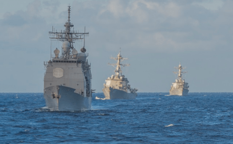 US deploys Naval ship to Mombasa Port to boost maritime security