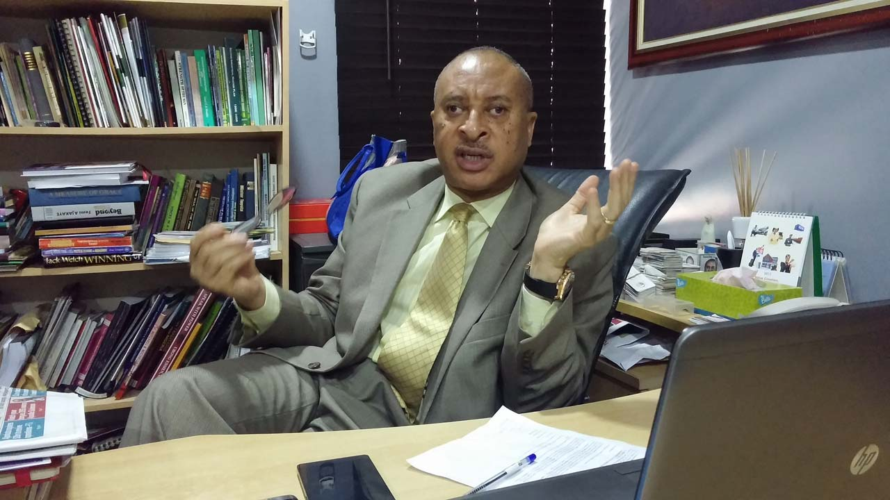 Utomi harps on efficient logistic infrastructures to stimulate Nigerian economy