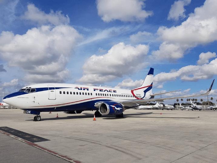 Air Peace resumes Lagos-Johannesburg flight operations