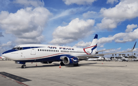 Why we sacked 75 pilots –  Air Peace airline