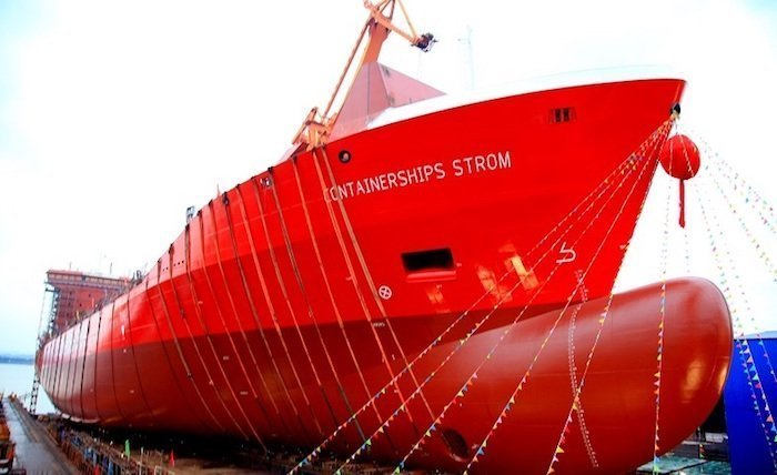 CMA CGM Joins Hydrogen Project