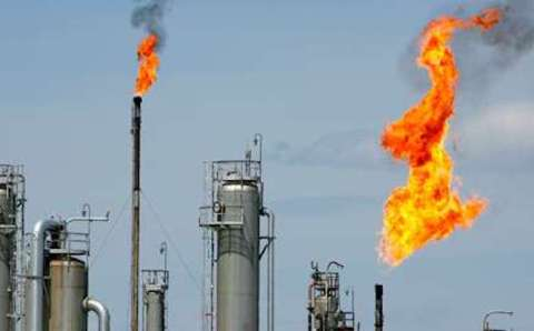 Gas flaring gulps $780m in six months