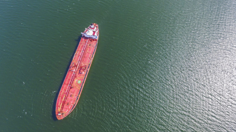 Nigeria's Oil Cargoes Stranded At Sea, Await Buyers