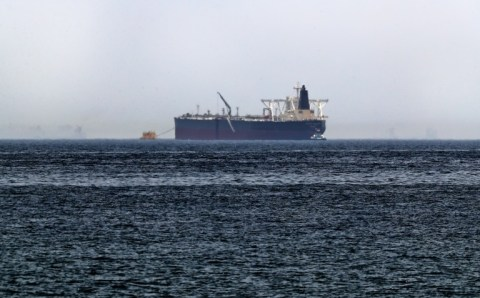 Police Discovers Illegal Oily Waste on Cargo Ship
