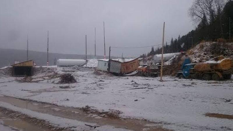 Dam collapse: 15 die in Siberian gold mine