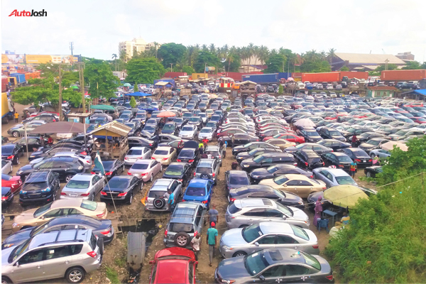 Apapa gridlock: Auto dealers cry out over low sales
