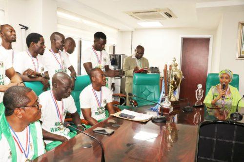 Why NPA no longer produce athletes for Nigerian National Team—Charles Okaga